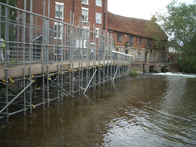 <b>MAY GURNEY - Old Mill Hotel, Harnham</b><br /><br /><p> 	Tag Scaffolding - Commercial scaffolding services in Wiltshire, Hampshire, Dorset, Somerset and Berkshire</p>